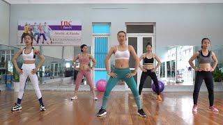 Duy Trì Thói Quen Tập Aerobic Mỗi Ngày | Giảm 3-5 kg trong 30 Ngày | Inc Dance Fit