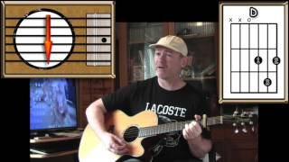 Love My Life - Robbie Williams - Acoustic Guitar Lesson (easy-ish)