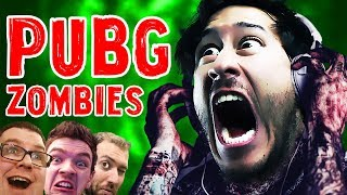 PUBG Zombie Mode Got WAY HARDER!!