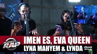 """[Exclu] Imen Es """"Ma sœur"""" ft Eva Queen, Lyna Mahyem & Lynda (Remix Vitaa) #PlanèteRap"""