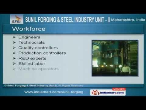 Sunil Forging & Steel Industries, Navi Mumbai - Exporter of
