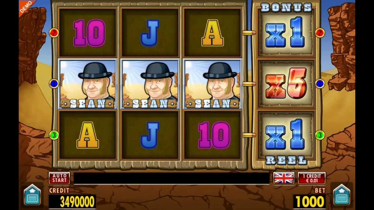 Badlands Bounty från Merkur Gaming