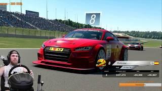 Gran Turismo Sport - FIA Online Gr.4 Audi TT Cup