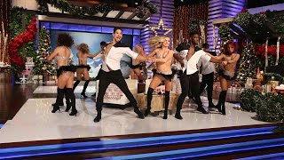 The Dancing With The Stars Live! Cast Performs!
