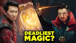 SHANG-CHI: EVERY Type of Magic in the MCU EXPLAINED!