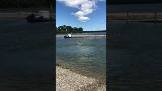 Ronto Training - Water Retrieves - Harbor Edge - August 24, 2019 Part 2