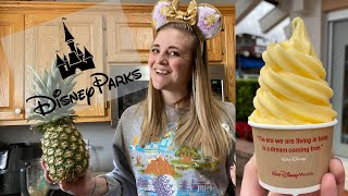 How To Make Disney Parks Dole Whip At Home