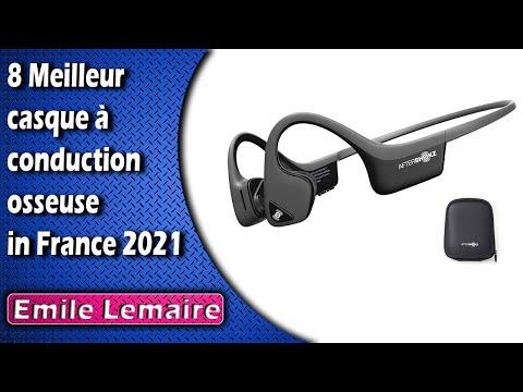 8 Meilleur casque à conduction osseuse in France 2021
