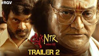 Lakshmi's NTR Movie Trailer 2 | NTR True STORY | RGV | Yagna Shetty | Kalyani Malik | Agasthya Manju