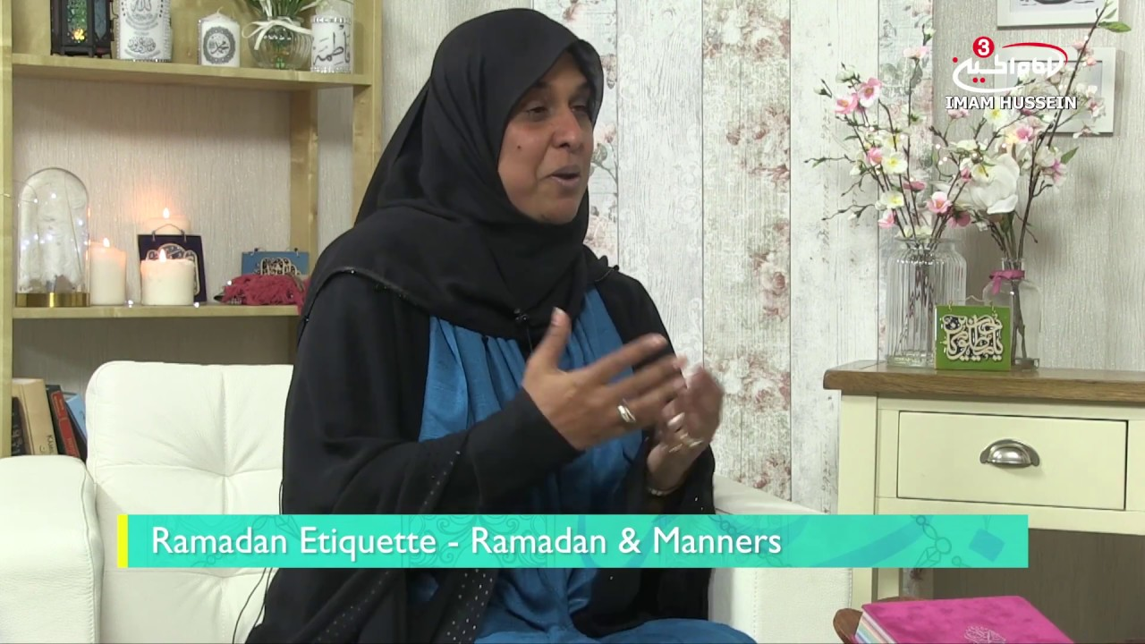 Manners & Ramadhan | Episode 2