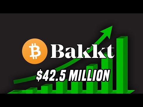 Bakkt Breaks Record Volume | Is bitcoin gaining institutional interest?