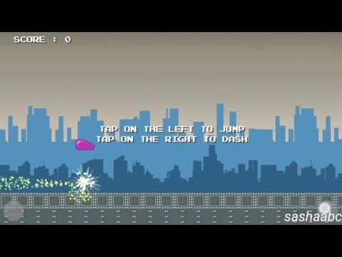 run blob run обзор игры андроид game rewiew android