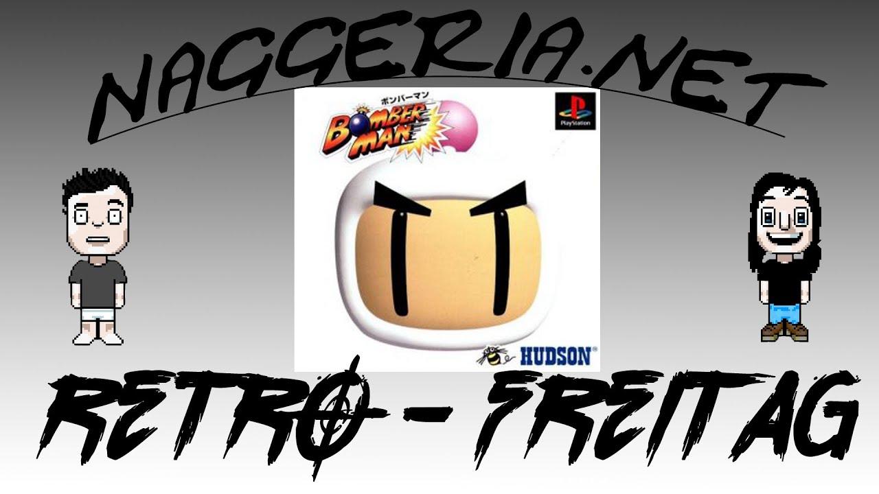 [Retro-Freitag] Bomberman (PS1)