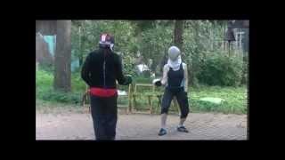 Уроки фехтования, шпага и рапира(дуэльное фехтование).