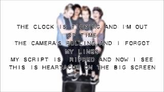 5SOS - Heartache On The  Big Screen Lyrics