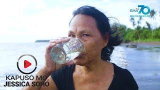 Kapuso Mo, Jessica Soho: Tubig dagat, lasang softdrinks?!