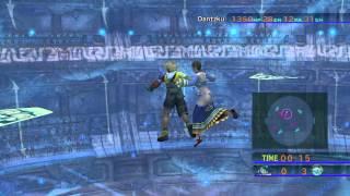 FINAL FANTASY X HD Remaster Win Wakka's Overdrive Aurochs Reels ( blitzball tounament)