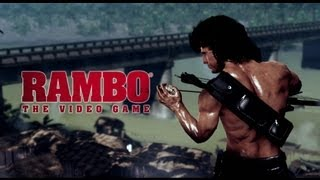 Rambo: The Video Game video