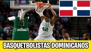 Top 5 MEJORES basquetbolistas  de la NBA DOMINICANOS de 2018!