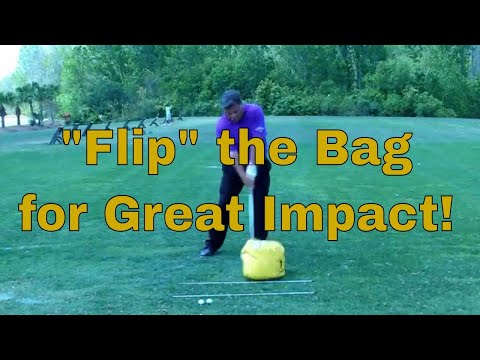 Flip the Impact Bag Drill