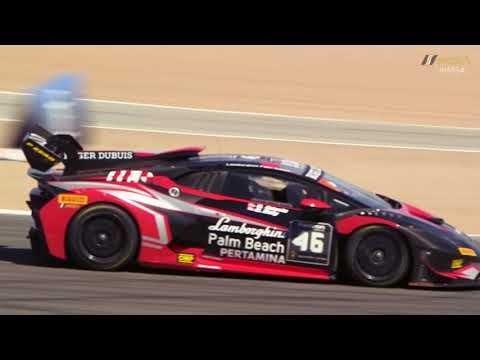 Sights And Sounds: 2019 Lamborghini Super Trofeo North America at WeatherTech Raceway Laguna Seca