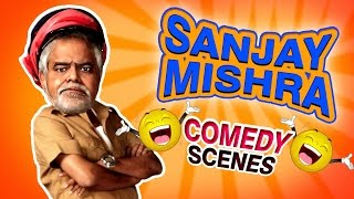 Sanjay Mishra Comedy Scenes {HD} – Weekend Comedy Special – Indian Comedy