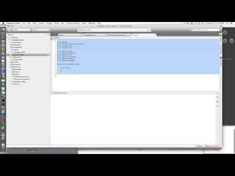 xamarin cross platform how to create second page