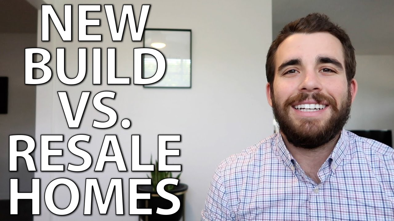 What Are the Pros and Cons of New Build & Resale Homes?