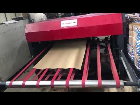 Rotary Shear Real To Sheet Cutter
