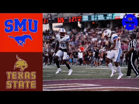 SMU vs Texas State | College Football Week 1 Highlights | 2020 College Football Highlights