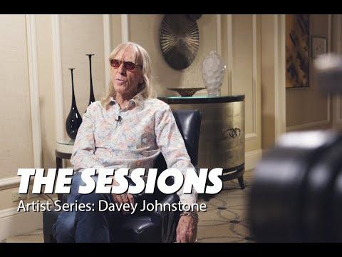 DAVEY JOHNSTONE -Rock guitarist, vocalist, musical director (Elton John) -ARTIST SERIES