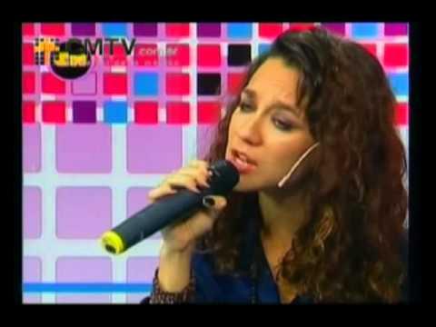 Daniela Herrero video Bello abril (Fito Páez) - Estudio CM 2013