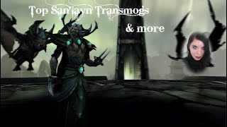 Top San'layn transmogs, San'layn Art, Blizzcon speculation  more!