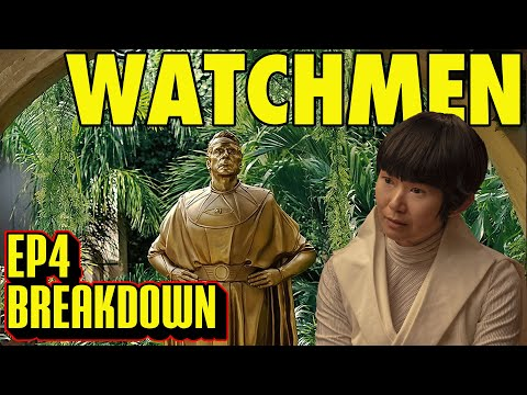 Watchmen Episode 4 Breakdown | HBO | Season 1 Recap and Review