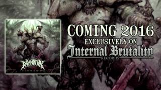 DAMNATION - THE PROPHET REVENGE - INTERNAL BRUTALITY RECORDS