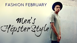 Mens Hipster Style Lookbook | Fashion February 2016