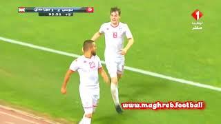 Amical : Tunisie 2 – Burundi 1 ( préparation CAN 2019)