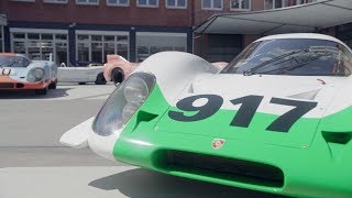 50 Years of the Porsche 917