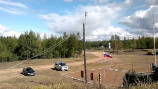 Запуск ракет С-300