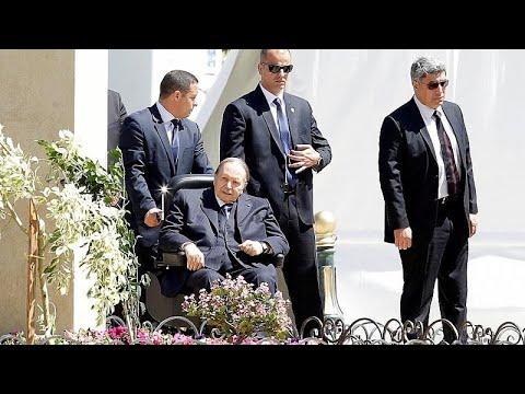 Ξανά υποψήφιος ο Αμπντελαζίζ Μπουτεφλίκα