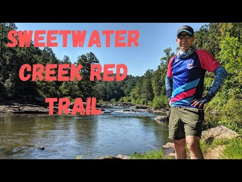 Sweetwater Creek State Park Red Trail Hike