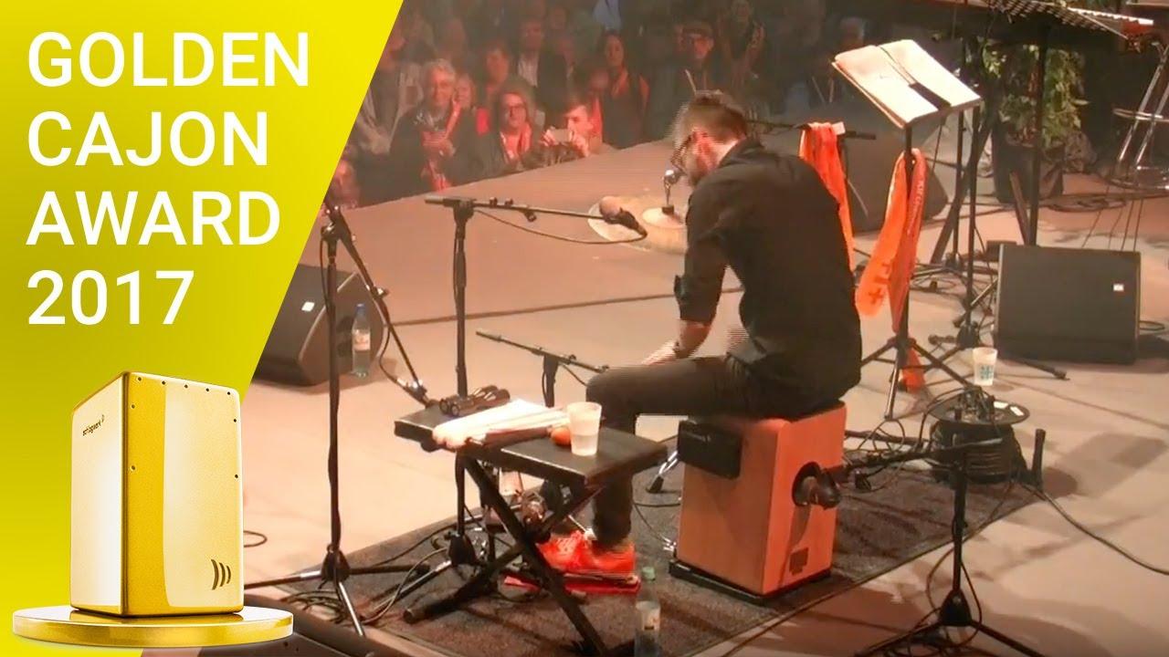 Cajon solo (live)