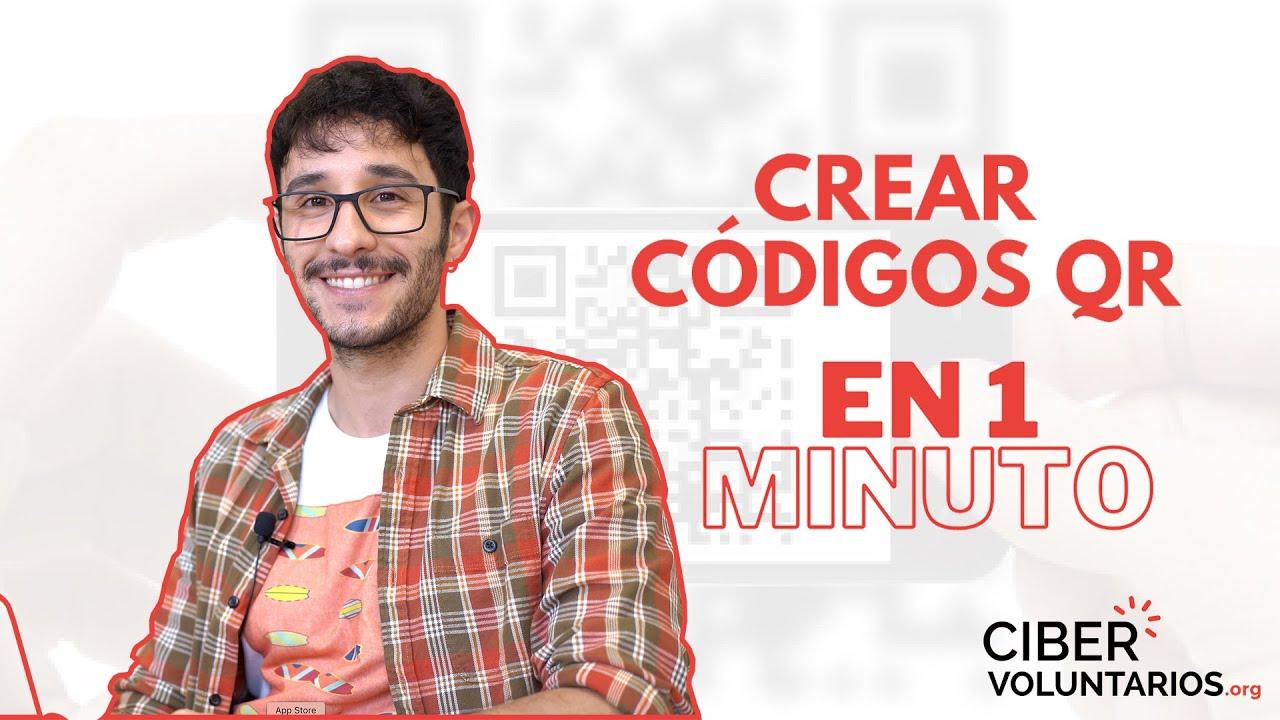 Cómo crear tus propios Códigos QR En 1 Minuto