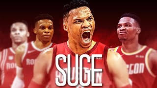 "Russell Westbrook Mix   ""Suge"" (EMOTIONAL   ROCKETS HYPE) ᴴᴰ"