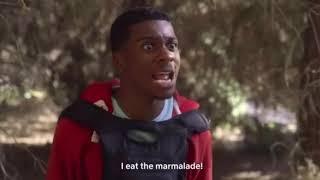 Jamal funniest moments (on my block)