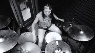 Parov Stelar  : The sun   - drum cam