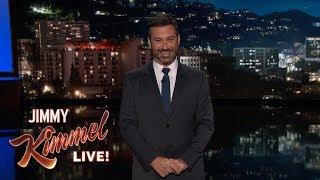 Jimmy Kimmel Grateful Health Care Bill is Dead