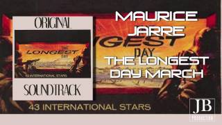 Maurice Jarre - The Longest Day March