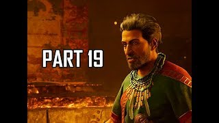 Shadow of the Tomb Raider Walkthrough Part 19 - LEADER (Let's Play Gameplay Commentary)