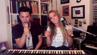 """Too Good at Goodbyes"" Sam Smith Cover by Honey and Jude"